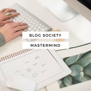 Blog+Society+Mastermind